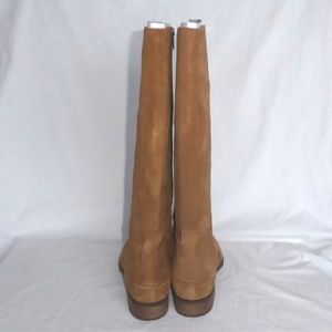 f54c18370fe NIB UGG Leigh Knee High Riding Boots Suede NWT